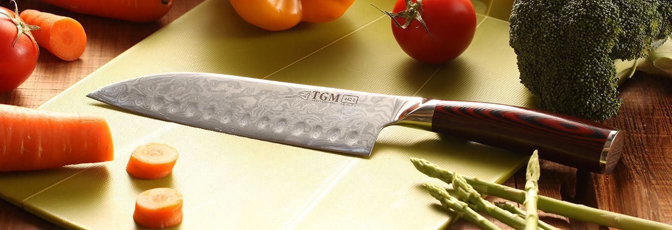 TGM大馬士革鋼廚具刀