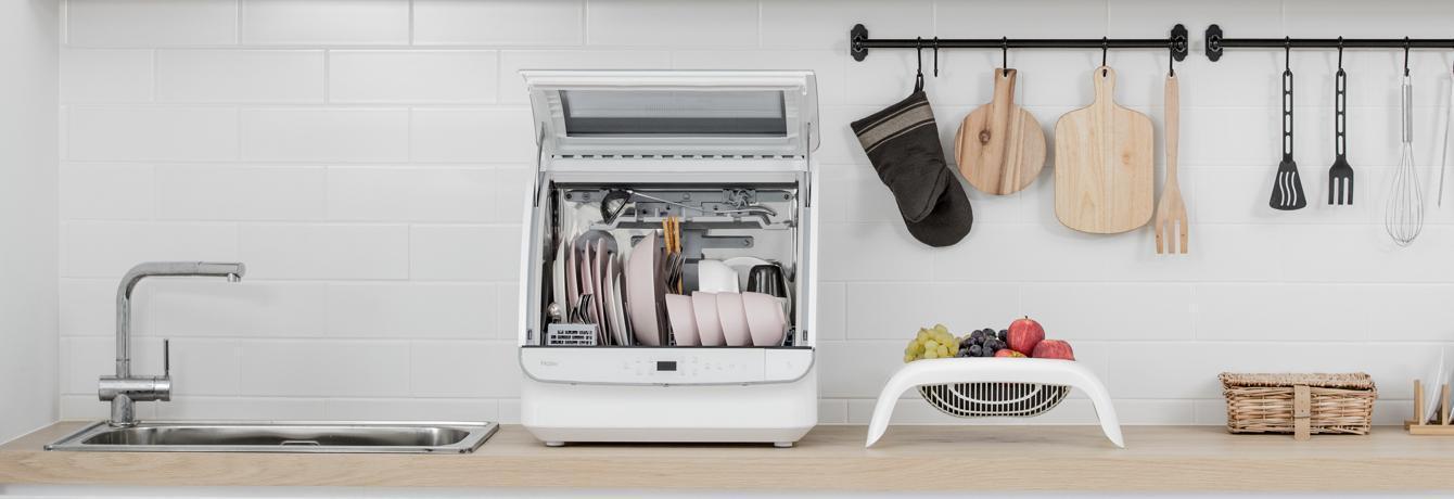 Haier小海貝全自動洗碗機