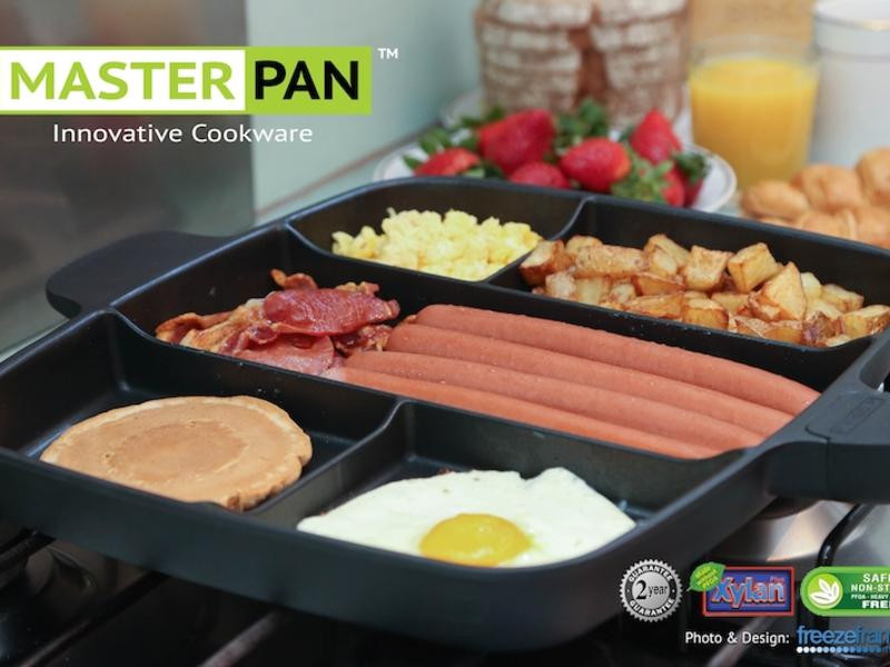 Masterpan多格平底鍋系列