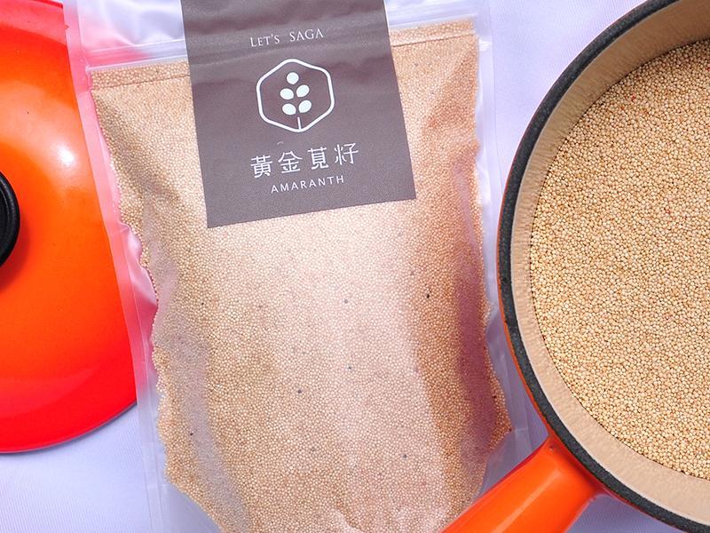 超級穀物-莧籽