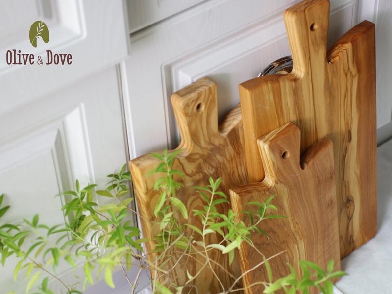 Olive & Dove 橄欖木廚房用具