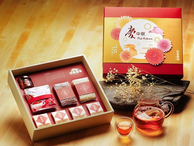 2017 中秋台灣紅藜禮盒