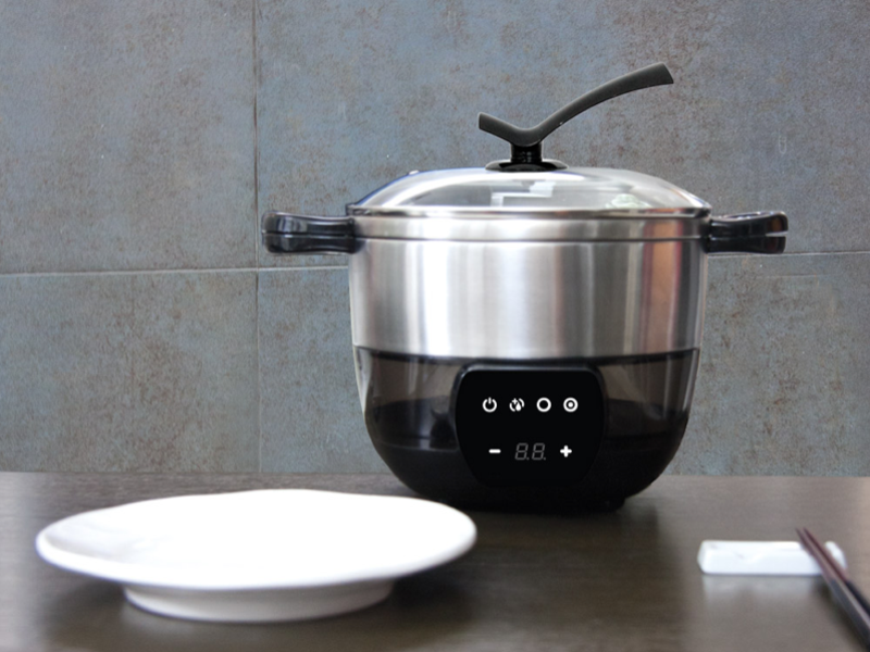 Uma.mi 創意蒸鮮鍋