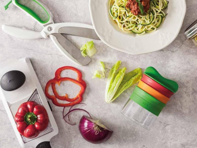 美國OXO快意蔬食廚具