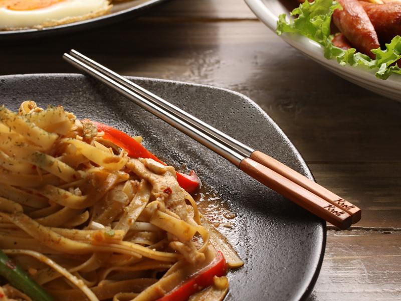 KROLL台灣製純鈦美學餐具